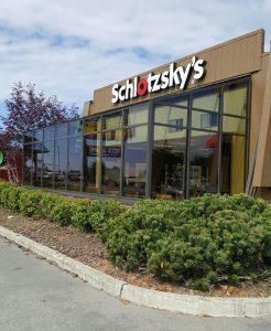 Schlotzsky's Deli, Anchorage - Exterior After