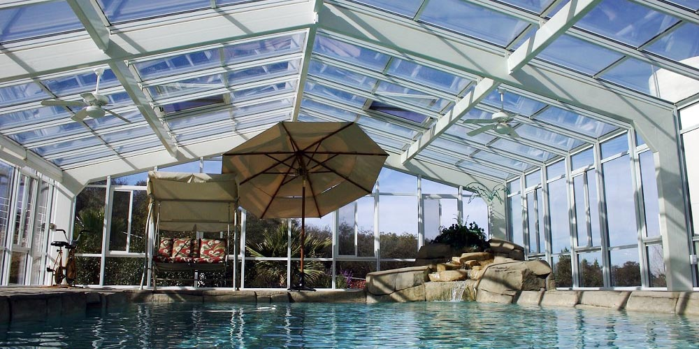Georgian Pool Enclosure